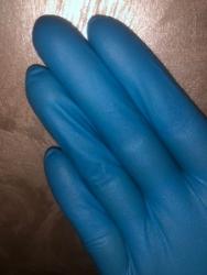 Рукавиці нітрилові - оптом Від 1 грн штука