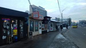Сдаётся маф метро Святошин пр-т Победы 100, 18м2