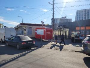 Сдаётся новая купава 6м2 с документами метро Славутич ул. Заречная 44