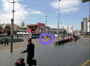 Сдаётся Остановочный комплекс метро ЖД Вокзал Южный сразу у входа