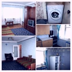 Сдам однокомнатную квартиру ул. Шолом-Алейхема 15.  Деснянский район,