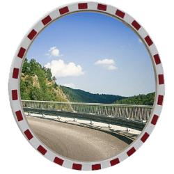 Сферическое дорожное зеркало Mega 900 ( диаметр 900 мм ).