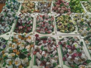 Шоколадные конфеты в ассортименте от производителя