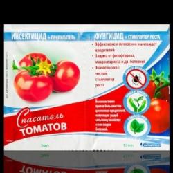 Спасатель томатов 3 мл + 12 мл