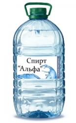 Спирт пшеничный Альфа 96.6 %