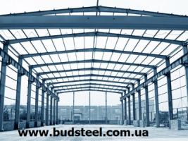 Строительство складов, ангаров под ключ