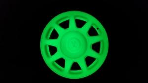 Светящаяся авто краска Нокстон, свечение до 8 - 12 часов
