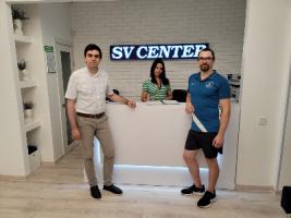 """Центр реабілітації опорно-рухового апарату """"SV Center"""""""