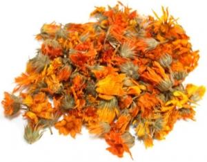 Цветки Календула Сухие