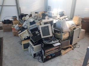 Утилизация компьютерной, офисной техники, электроприборов.