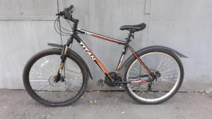 Велосипед  Kron Titan Shimano