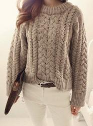 Вязанные свитера под заказ!