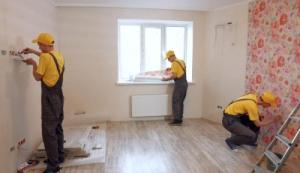 Выполнение ремонтно - строительных работ на любом объекте