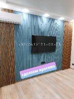 3d панели, #Монтаж 3D панелей Киев.   Дизайн интерьера, #3д панели