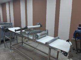 Автоматическая линия для производства тонкого лаваша.