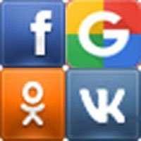 Авторизация, регистрация для сайта через соц. сети