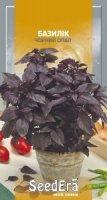 Базилик фиолетовый Черный опал 0,5г SeedEra
