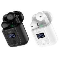 Bluetooth наушники HOCO S11 + чёрный силиконовый футляр