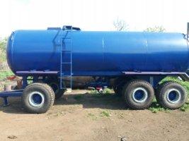 Бочка на колесах для воды, Мжт 16, 16 кубов . Новая