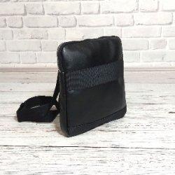 черная сумка, барсетка Calvin Klein