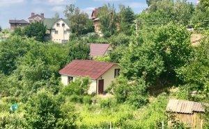 Дача под Киевом  6 сот. с домом