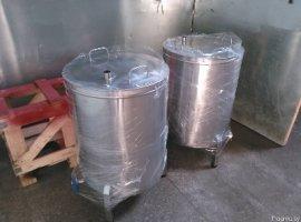 Емкость 300л из нержавеющей стали AISI-304