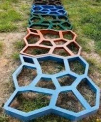 Форма для садової доріжки Вінниця.  Садова доріжка з бетону у Вінниці