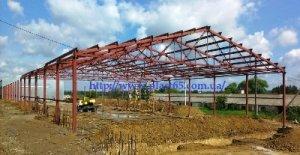 Изготовление металлических каркасов, металлоконструкции, Киев