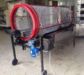 Калибратор барабанного типа (чеснок-однозубка, орех, и прочии сельхо