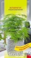 Комнатные цветы Аспарагус декоративный пушистоперистый 0,1г SeedEra