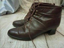 Кожаные итальянские ботинки,Magic Shoes.