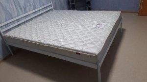 Кровать Вероника металлическая 160/200 с доставкой по Днепру