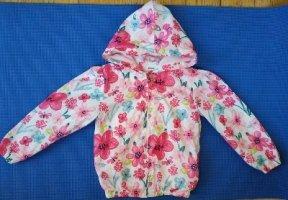 Куртка ветровка на теплую осень или ветренное лето для девочки 3-4 лет