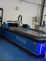 Лазер по металлу senfeng raycus/1.5 кВт