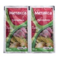 Метакса 15 мл Семейный сад