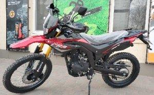 Мотоциклы, Дорожный мотоцикл, Эндуро, Кросс FORTE FT250GY-CBA
