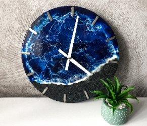 Настенные часы «Night Storm»