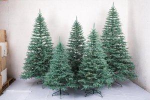 Новогодние елки, Елка искусственная, Елка литая, Сосна искусственная