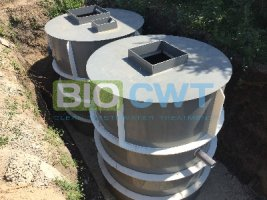 Очистка стоків, біосептик, автономна каналізація