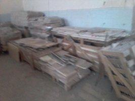 Отходы и обрезки мрамора для переработки 500 Грн тонна оптом