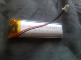 XP Deus акумулятор, Деус 1000мАг.
