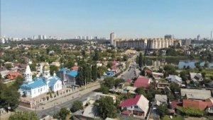 Петропавловская Борщаговка ул.Соборная участок 17 соток под дом