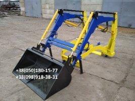 Погрузчик кун на мини трактор Dong Feng 244, Kata Ke 454, Geas 37, DW
