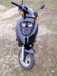 Продам скутер GRAND PRIX 125 кубов.