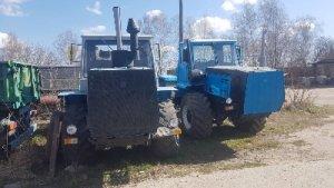 продам трактор Т-150К с моторами ЯМЗ 238, ЯМЗ 236