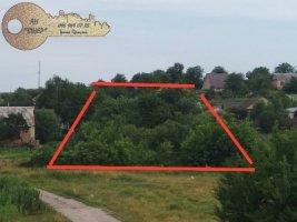 Продам земельну ділянку в с. Бабин