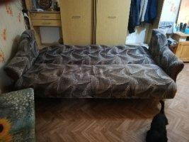 Продаю диван. Раскладной