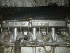 продаю мотор 21011