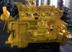 Продаются двигатели КПП, ГМП на спецтехнику.