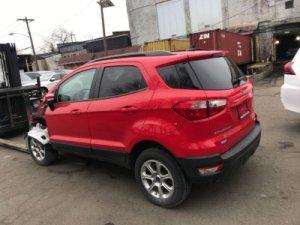 Разборка Ford EcoSport Форд Экоспорт